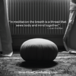 A physiological perspective: How meditation & yoga aid therapy
