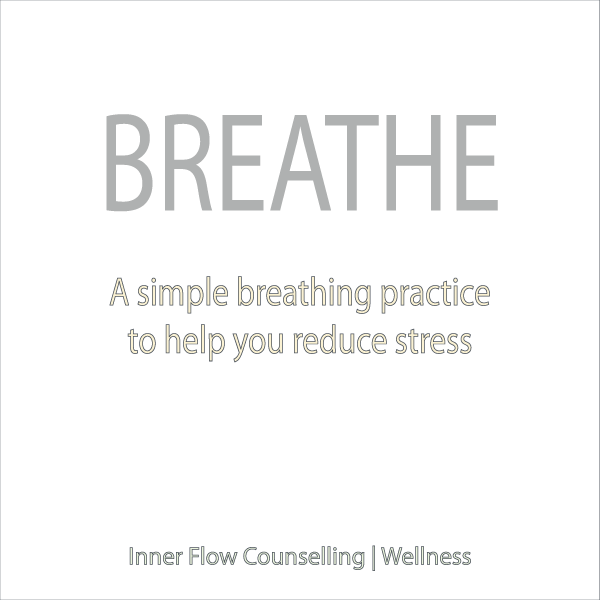 A simple breathing practice to help you reduce stress